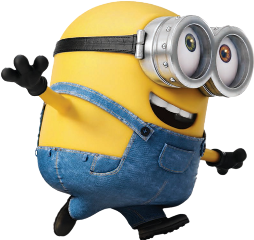 bob minion cartoon freetoedit