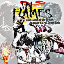 inflames metal heavymetal metalheads hardcore