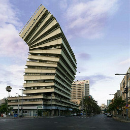 architecture creative buillding officeview city