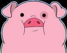 pig disneychannel freetoedit