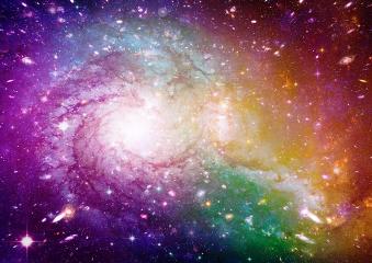 background rainbow regenbogen hintergrund galaxie