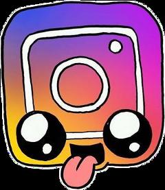 insta instagram instagramlogo logo rainbow