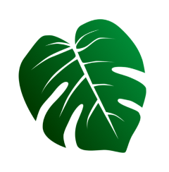 freetoedit ftestickers green leaf nature