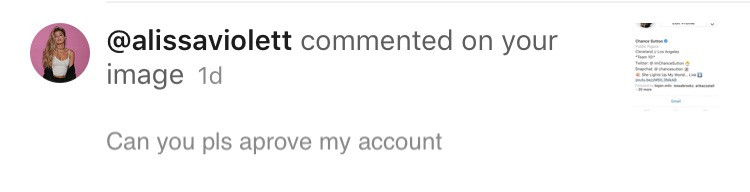 I cant approve fakes sorry @alissaviolett nice try tho.