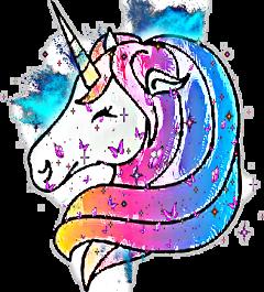 unicornio🌈 freetoedit unicornio