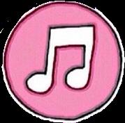 music pink freetoedit