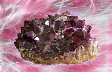 freetoedit crystal geode amethyst sparkling