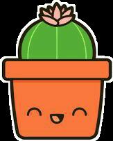 freetoedit cactus kawaii