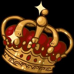king purple heart stars party