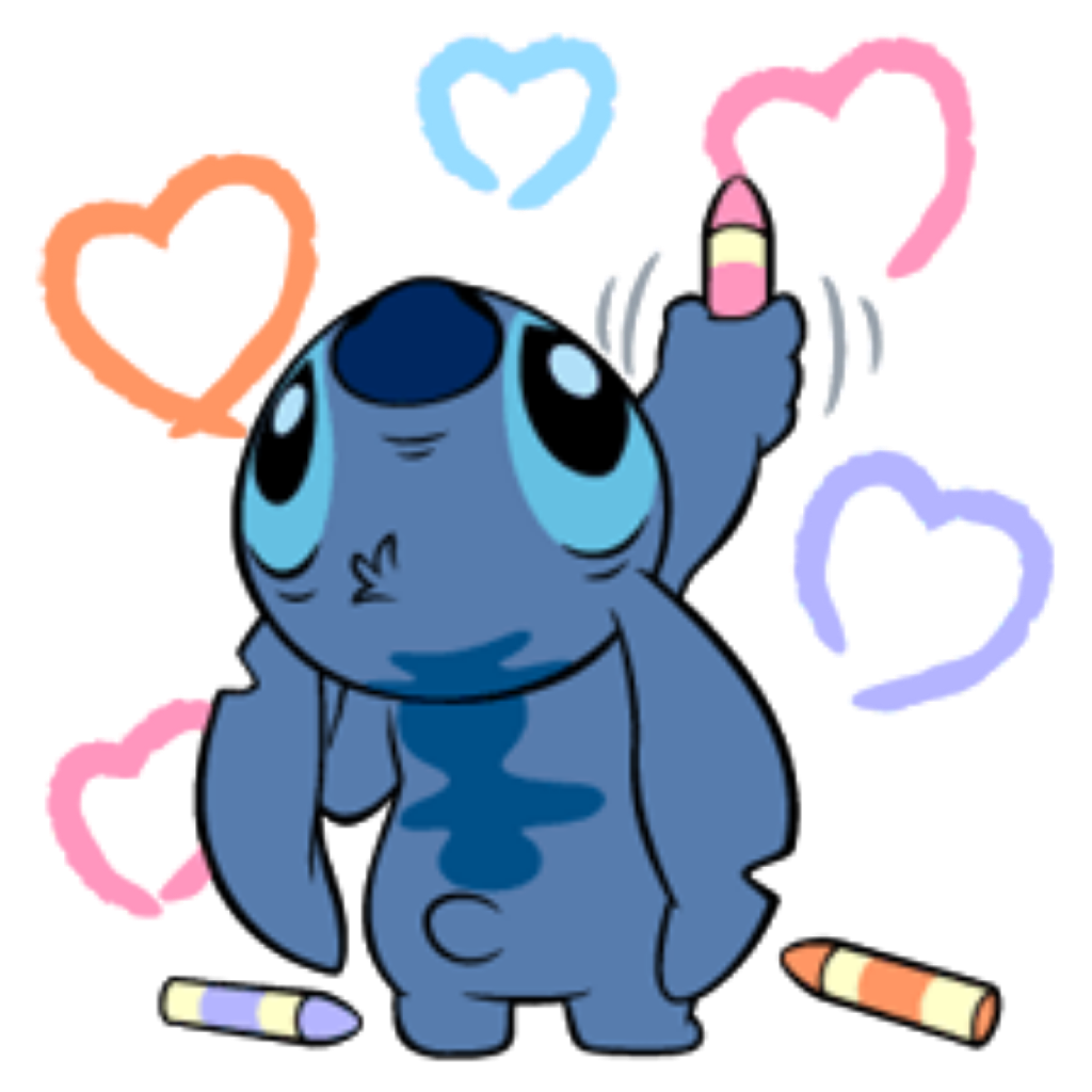 Stitch Lilostitch Liloandstich Cute Fanart Kawaii Disn