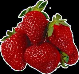 strawberries strawberry overlays freetoedit
