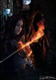 freetoedit fantasy fire violin music