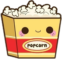 popcorn eat food tumblr photo