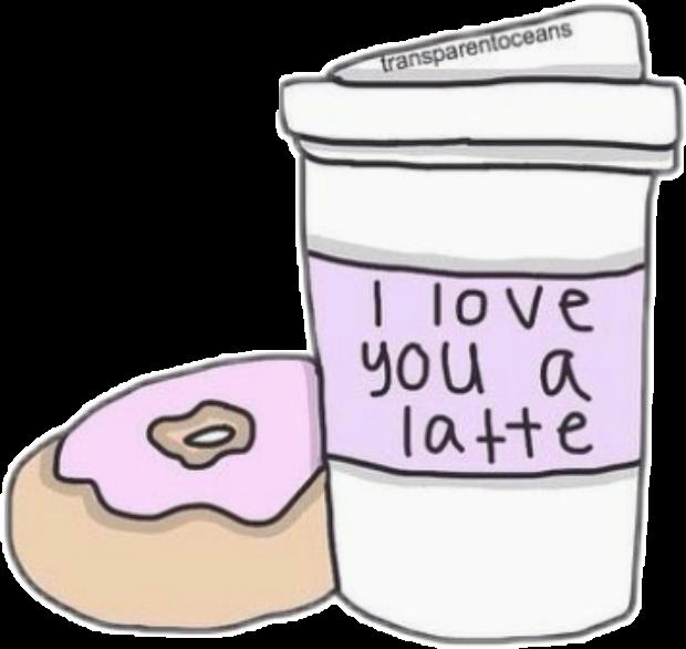 🍩#latte #donut #aesthetic #tumblr #interesting #art #beach #summer #photography #cute #yas