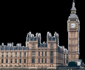 sticker cityscape bigben london buildings