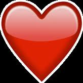 heart red redheart snapchat snapchatsticker