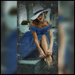 freetoedit people rain woman mask