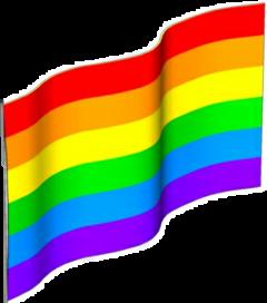 birthday colorful rainbow lgbt flag