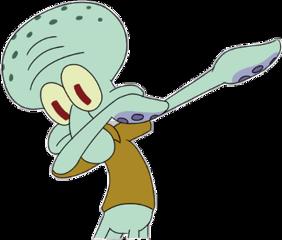 dance dab dank funny spongebob