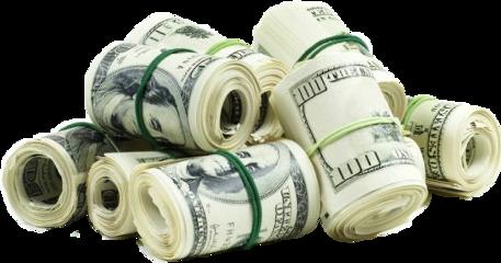 rolls money bands stacks racks freetoedit