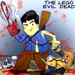 freetoedit evildead lego minions swords