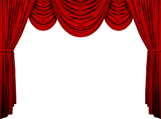 curtain theatre frame