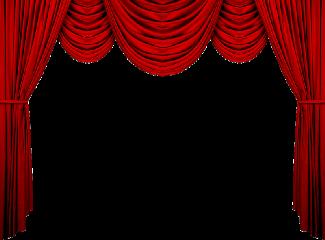 curtain theatre frame