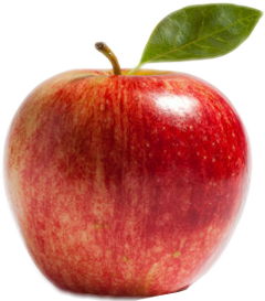 pomme apple manzana rouge red