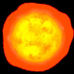 ftestickers planetstickers sun freetoedit