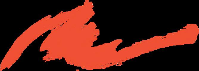 paint orange ftestickers freetoedit