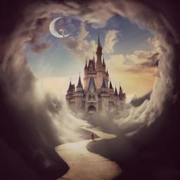 freetoedit remixedgallery reeditedgallery castle twightimagination