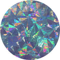 circle holographic hologram holographiccircle green freetoedit