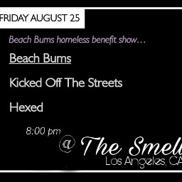 benefitshow livemusic thesmell helpthehomeless kots