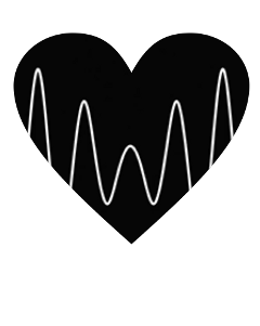 heart tumblr sound music waves
