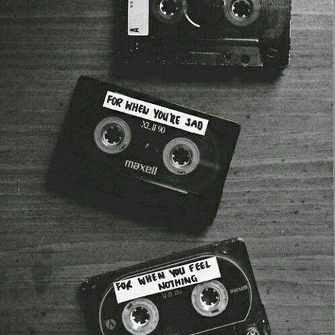 #cassettetape #feelingnothing #whenursad #freetoedit