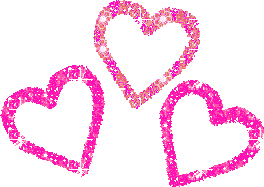 pink hearts love freetoedit