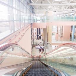mall shoppingmall aesthetic pastel pink freetoedit