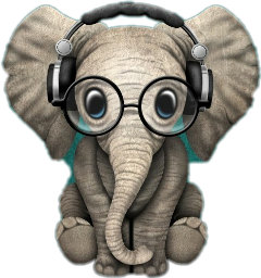 elephantstickers elephantday freetoedit