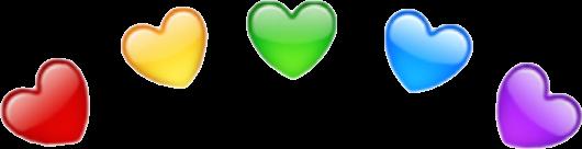 corona corazon corazones coronadecorazones rojo