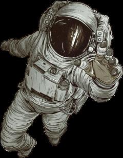 freetoedit astronauta