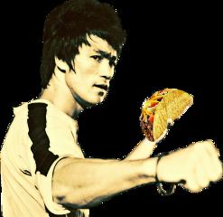brucelee taco fistbump freetoedit