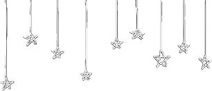 hangingstars stars freetoedit overlay overlays
