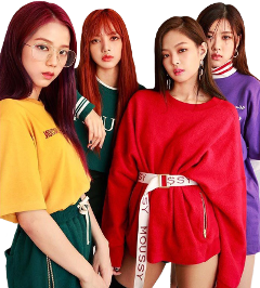blackpink jisoo lisa jennie rose