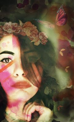makeup emotion selfiebundle colorful mood
