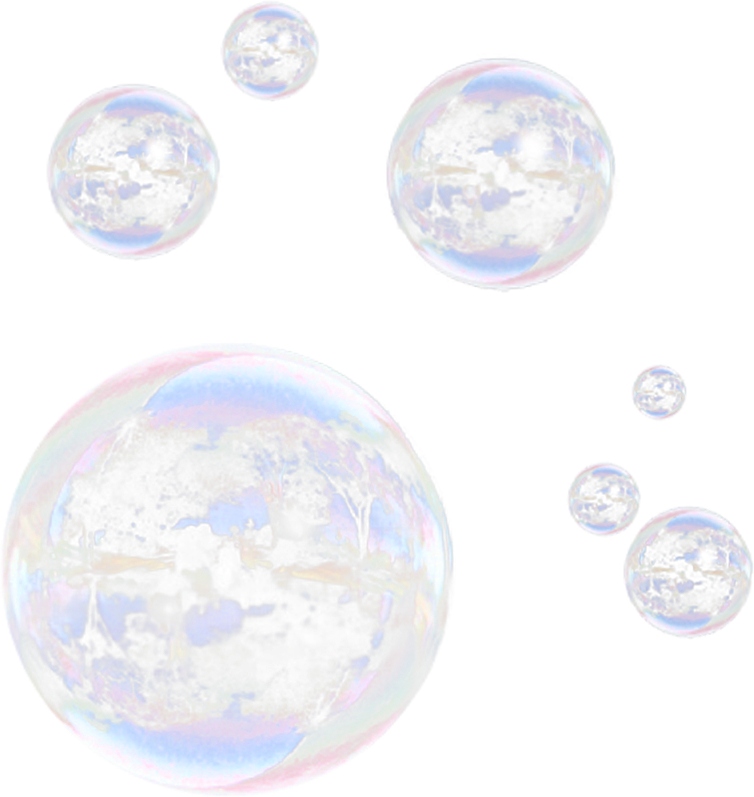#burbujas