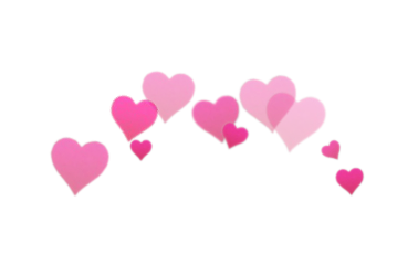 corazones tumbl corazonestubmblr corazonesenlacabeza freetoedit