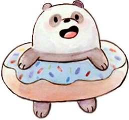 japan escandalosos osopanda escandalosoadonout cute