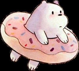 osopolar polar escandalosos donut cute