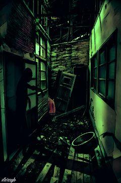 horror popart retro zombie vntage