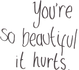 beatiful hurts tumblr frases new